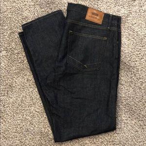 Vans Jeans Men's 38x32 dark wash V56 Standard